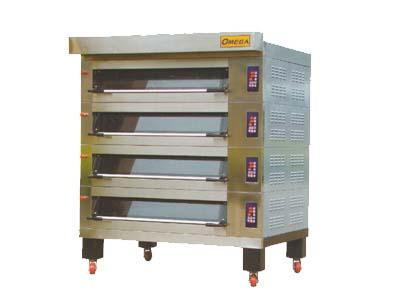 分层电烤炉